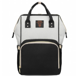 MOM-098-White/Black